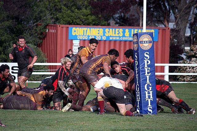 North Otago wins Meads Cup